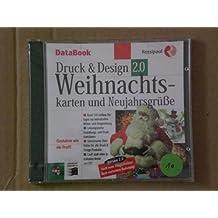 Druck und Design 2.0. Weihnachtskarten und Neujahrsgrüße. CD- ROM für Windows ab 3.1/95