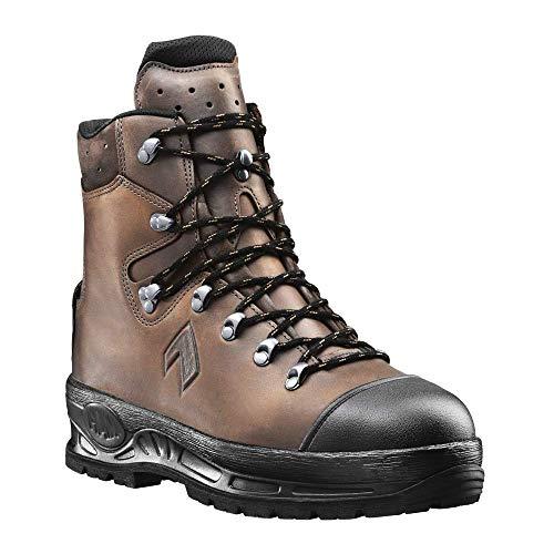 Haix Trekker Mountain Bestens geschützt bei der Arbeit: Sicherheitsschuhe für Forst, Handwerk und Industrie. 45