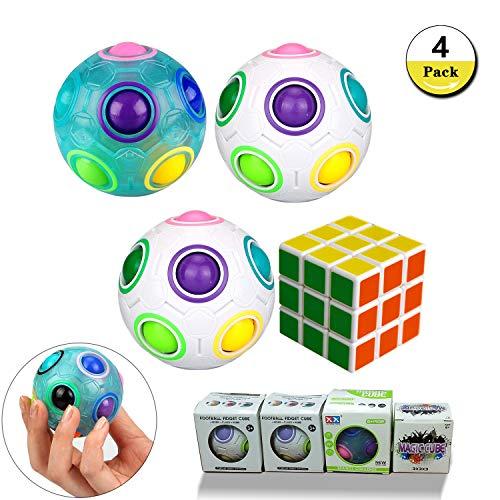 ll und ein 3D-Würfel der dritten Bestellung, Puzzle-Spielzeug, Gehirn-Teaser Intelligenz für Kinder und Erwachsene ()
