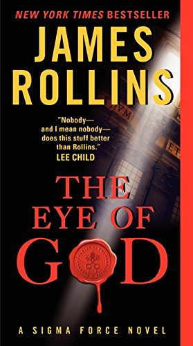 Eye of God: A Sigma Force Novel