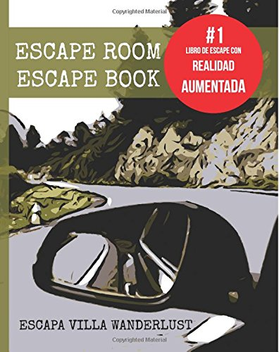 Escape room Escape book - Escapa Villa Wanderlust. Enigmas. Realidad aumentada: Juego de enigmas con augmented reality