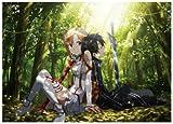 1x alto grado de laminado-Póster de anime Sword Art Online
