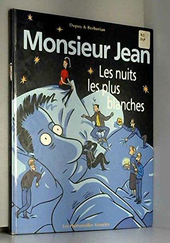 Monsieur Jean, Tome 2 : Les nuits les plus blanches