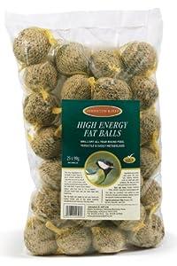 Bird Foods - Johnston & Jeff Ltd. - High Energy Fat Balls » 25 x 90g Balls by Johnston & Jeff