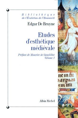 Études d'esthétique médiévale - ...