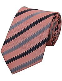 Fabio Farini Krawatte klassiche Breite mehrere Farben zur Auswahl