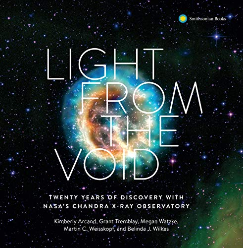 Light from the Void: Twenty Years of Discovery with NASA's Chandra X-ray Observatory -
