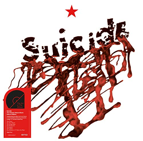 Suicide: Suicide (Art of the Album Edition) [Vinyl LP] (Vinyl)