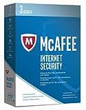 McAfee Internet Security 2017 | 3 Geräte | 1 Jahr | PC/Mac/Smartphone/Tablet | Download