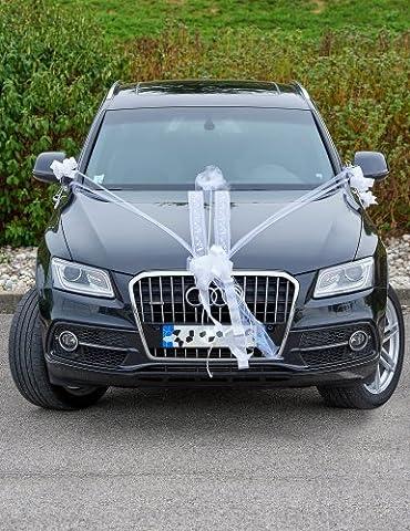 Boite Déco LUXE kit voiture 9 pièces,