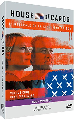 House of cards (US) (5) : House of cards. Intégrale de la saison 5