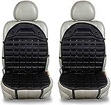 Yaha 12V Universal Heated Car Seat Cushion auto Cover automobile Seat Heater Warmer Heater temperature winter household cushion