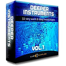 Deeper Instruments Vol. 1 - Nord Lead 3 Multi Samples [EXS24] [Download]