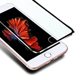 VIUME Panzerglas Displayschutzfolie für iPhone 6 Plus/6s Plus, Rundum Schutzglas 3D [ Full Screen Display Schutz ] Premium Schutzfolie Glasfolie 9H Panzerfolie 5.5