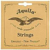 Best Cuerdas Ukulele - Aquila New Nylgut aq-4cuerdas para ukelele Soprano–Alta G–Set Review