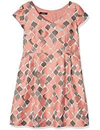 TAIFUN by Gerry Weber Damen Kleid Sweet Flamingo