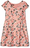 TAIFUN by Gerry Weber Damen Kleid Sweet, Mehrfarbig (Flamingo Gemustert 3000), 46