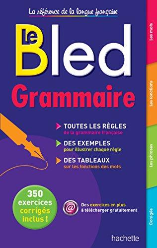 Bled Grammaire par Daniel Berlion