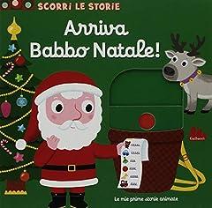 Idea Regalo - Arriva Babbo Natale! Scorri le storie. Ediz. a colori