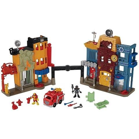 Imaginext - Ciudad de aventuras (Mattel BGX03)