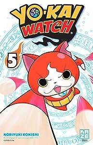 Yo-Kai Watch Edition simple Tome 5