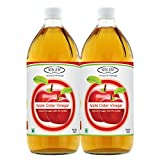#9: Sinew Nutrition Apple Cider Vinegar, 350ml (Pack of 2)