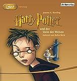 Harry Potter und der Stein der Weisen (Harry Potter, gelesen von Rufus Beck, Band 1) - J.K. Rowling