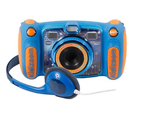VTech Kidizoom Duo 5.0 - Cámara infantil de fotos digital, 5 megapíxeles,...