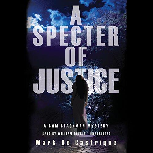 A Specter of Justice  Audiolibri