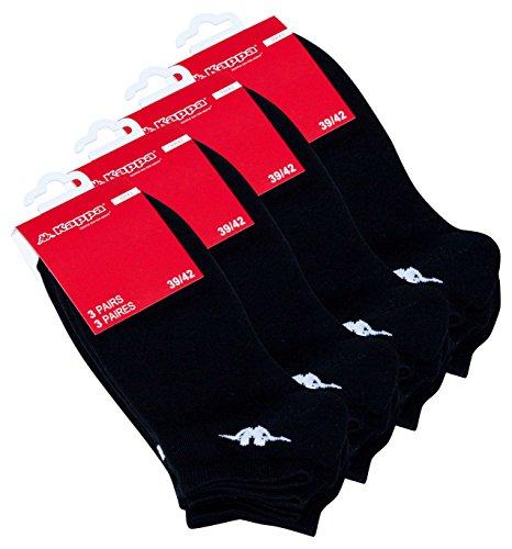 12-paar-original-kappa-sneaker-sportsocken-schwarz