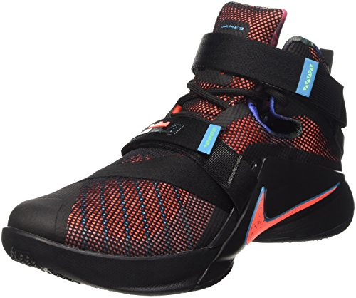 Nike Lebron Soldier IX, Chaussures de Sport-Basketball Homme