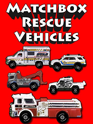 matchbox-rescue-vehicles