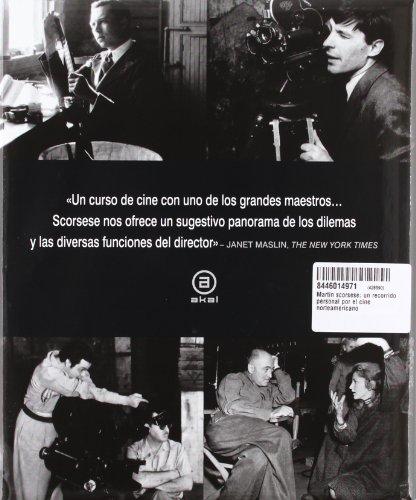 Martin Scorsese: Un recorrido personal por el cine norteamericano