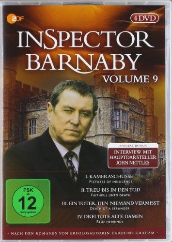 Inspector Barnaby Vol.9 [4 DVDs] Preisvergleich