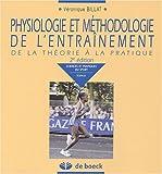 Physiologie et méthodologie de l'entraînement : De la théorie à la pratique