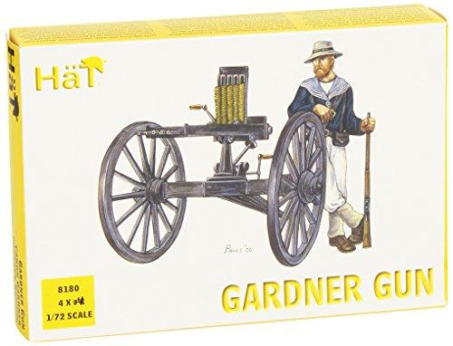 HäT 8180 - Pistola de Gardner Guerra Colonial