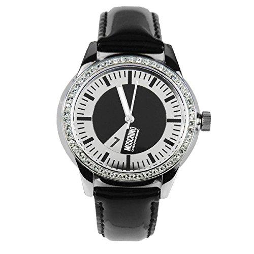 moschino-cheap-and-chic-mod-disc-jockey-ss-swarosky-lady-black-silver