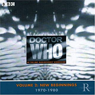 Volume Two: New Beginings by Doctor Who at the Radiophonic Workshop (B0009JOPI0) | Amazon Products
