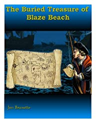 The Buried Treasure of Blaze Beach (Wayfare Chronicles: The Matt Moore Series Book 1)
