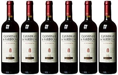 Sella & Mosca Cannonau Riserva DOC 2011 trocken (6 x 0.75 l)