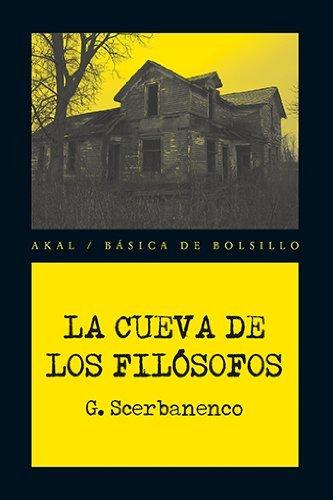 La cueva de los filósofos (Básica de Bolsillo - Serie Novela Negra) por Giorgio Scerbanenco
