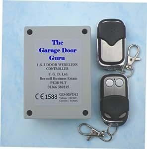 Kit de commande distance pour porte de garage - Commande a distance pour porte de garage ...