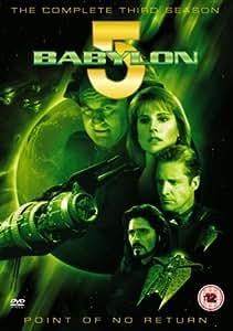 Babylon 5: Season 3 [DVD]