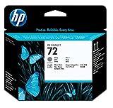 HP 72 Grau und Fotoschwarz Druckkopf für HP DesignJet