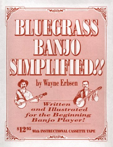 Bluegrass Banjo Simplified!