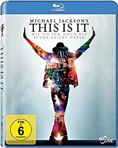 Michael Jackson's This Is It [Blu-ray] [2010] [Region Free]