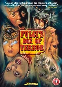 Fulci's Box Of Terror (3 Dvd) [Edizione: Regno Unito]