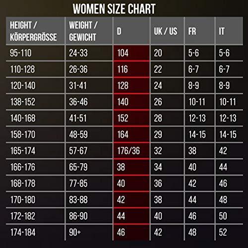 ZAOSU Wettkampf-Schwimmanzug Z-Black – Badeanzug für Mädchen und Damen, Größe:164, Farbe:schwarz/blau - 7