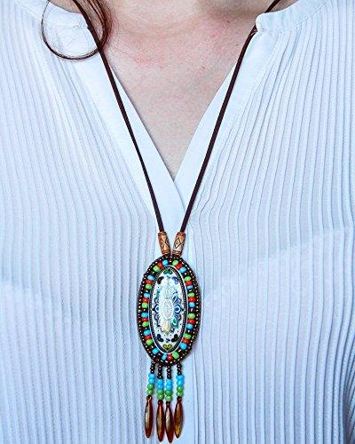 Colgante con Flor de Loto - joyería, Nuevo colección