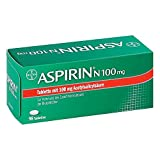Aspirin N 100 mg Tabletten, 98 St.